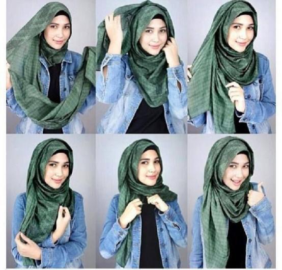 بالصور صور لفات حجاب , صور اشيك لفات الحجاب 2741 2