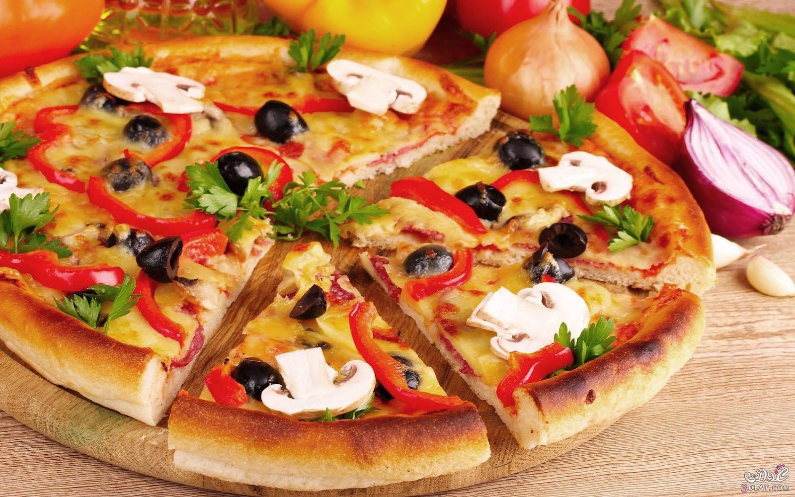 بالصور صور بيتزا , اجمل انواع البيتزات 3221 5
