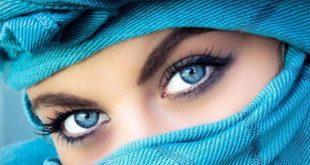 صورة عيون زرقاء , صور جميله عن العيون الزرقاء