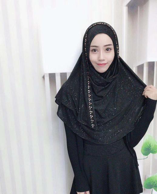 بالصور حجاب اسلامی , بالصور اشكال الحجاب الاسلامى 3315 5