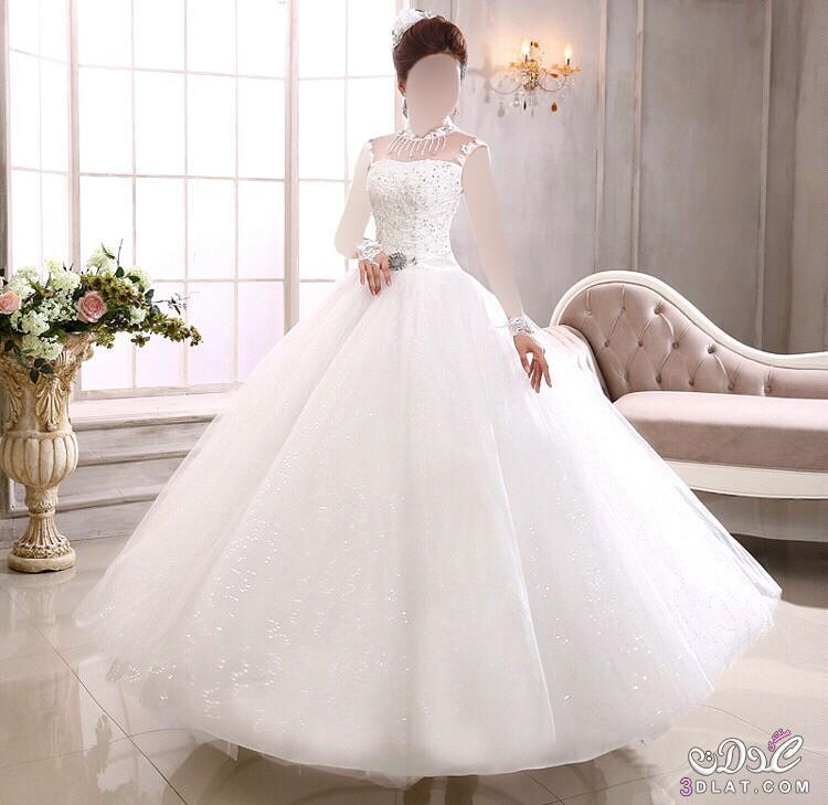 بالصور صور فساتين عرس , اجمل الصور لفساتين الزفاف 3345 2