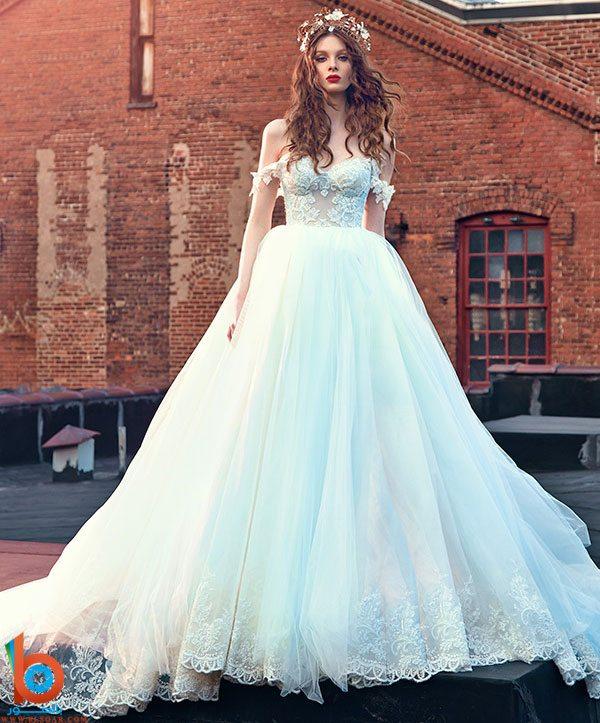 بالصور صور فساتين عرس , اجمل الصور لفساتين الزفاف 3345 7