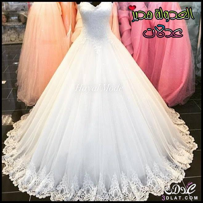 بالصور صور فساتين عرس , اجمل الصور لفساتين الزفاف 3345 8