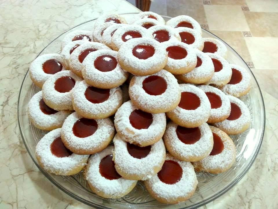 صورة حلويات جزائرية بالصور سهلة التحضير , اجمل الحلويات الجزائرية 3368 1