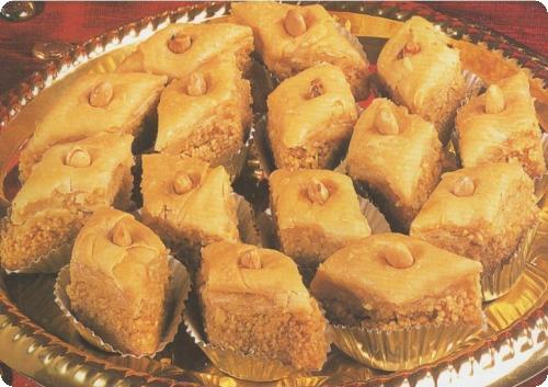 صورة حلويات جزائرية بالصور سهلة التحضير , اجمل الحلويات الجزائرية 3368 5