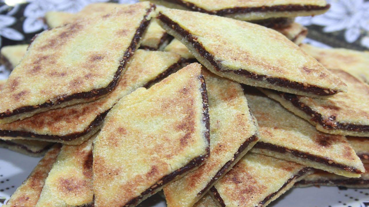 صورة حلويات جزائرية بالصور سهلة التحضير , اجمل الحلويات الجزائرية 3368 7