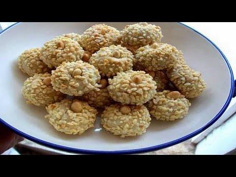 صورة حلويات جزائرية بالصور سهلة التحضير , اجمل الحلويات الجزائرية 3368 8