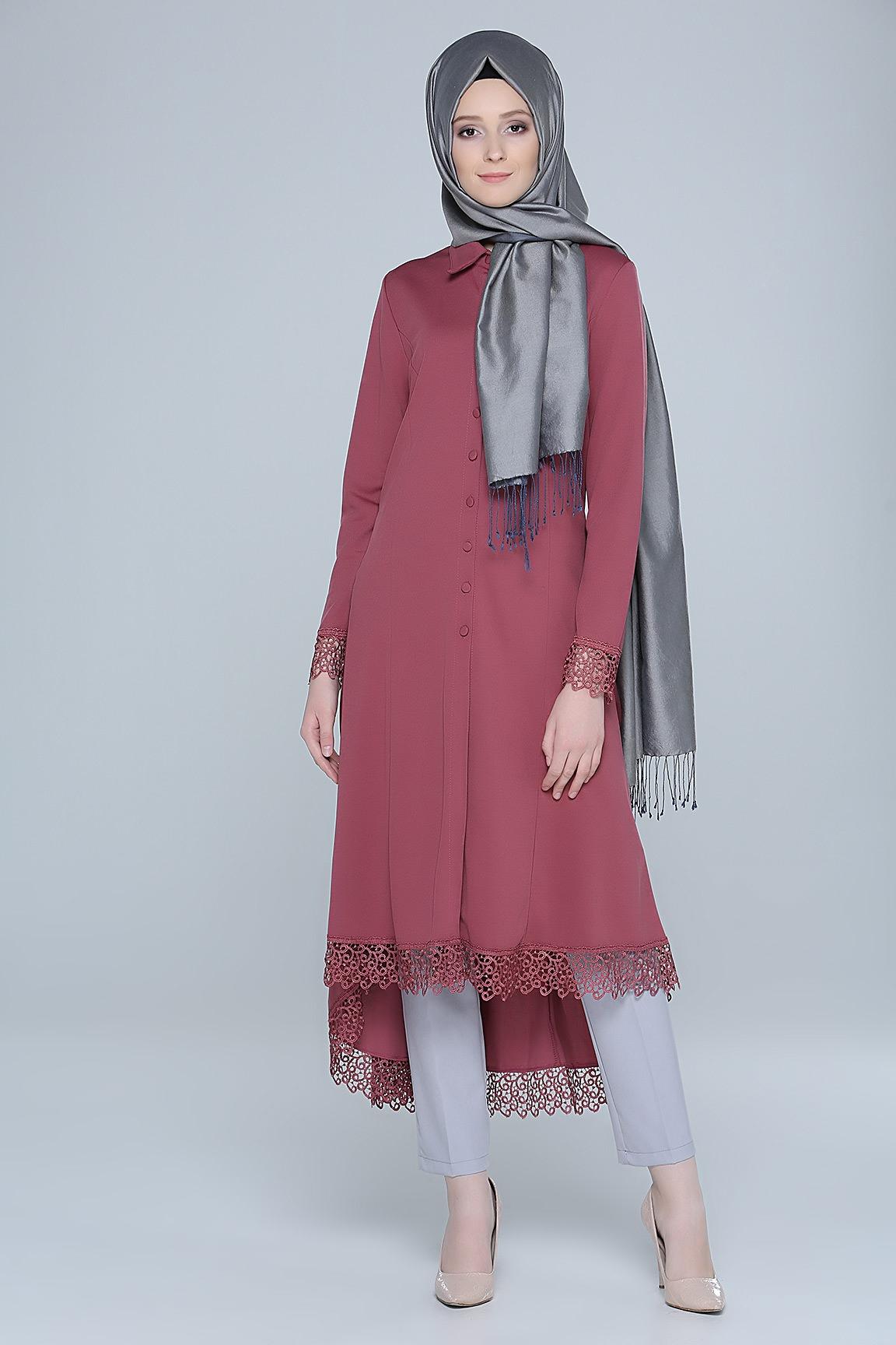 صوره تونيكات محجبات , بالصور اجمل الملابس للمحجبات