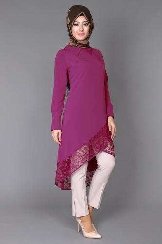بالصور تونيكات محجبات , بالصور اجمل الملابس للمحجبات 3404 2