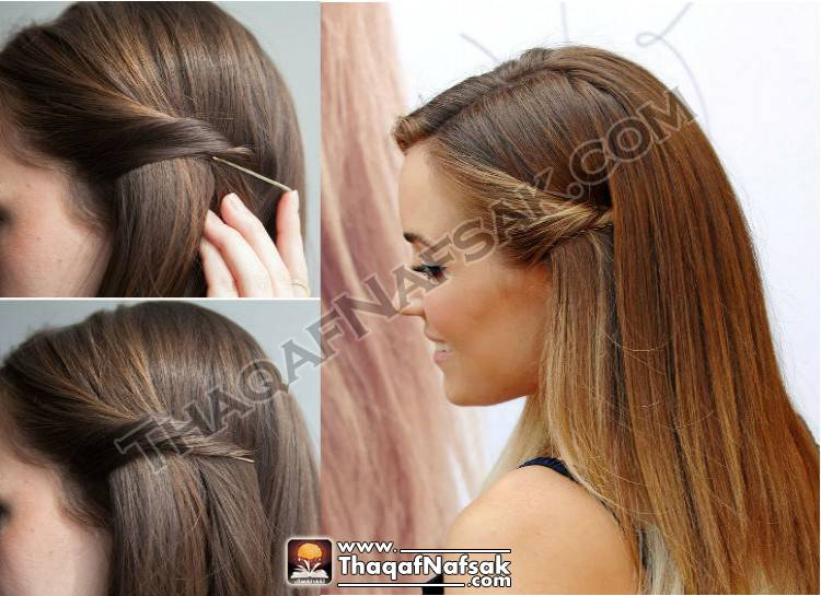 بالصور تزيين الشعر , صور اكسسوارات لتزين الشعر 3410 7