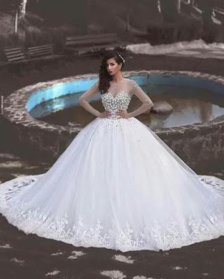 بالصور صور فساتين افراح , اجمل الصور لفساتين الافراح روعة 3413