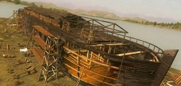بالصور سفينة نوح عليه السلام , قصة سيدنا نوح عليه السلام 3440