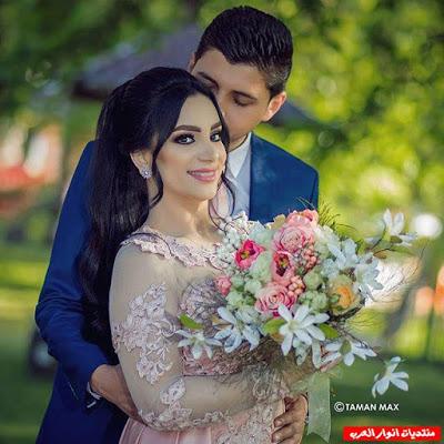 بالصور اجمل صور عرسان , صور اجمل عروسين 3446 3