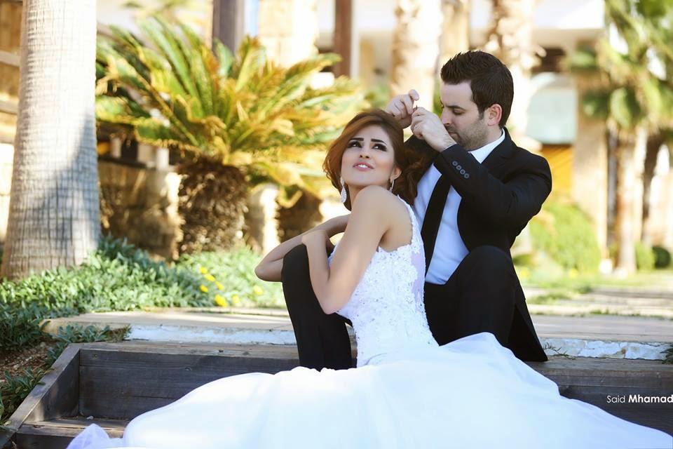 بالصور اجمل صور عرسان , صور اجمل عروسين 3446