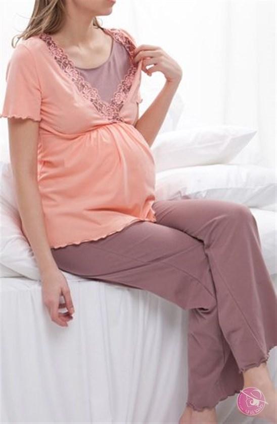 بالصور ملابس للحوامل المحجبات , احدث المودلات لحوامل 3448 8