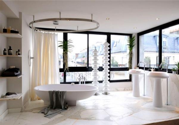 صورة تصميم حمامات , احدث التصميمات للحمامات