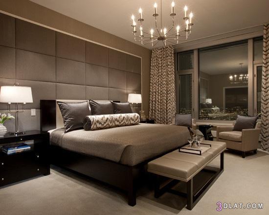 صورة ديكورات غرف نوم للعرسان , احدث ديكور لفرفة النوم للعرسان