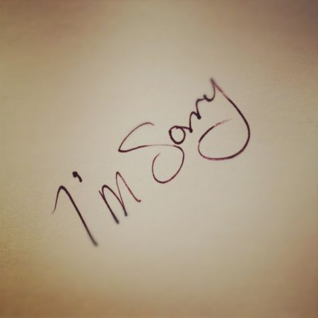 صورة رسالة اعتذار , مسجات اعتذار للحبيب 3725