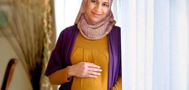 صورة الصيام للحامل , هل الصيام خطر عن الحامل