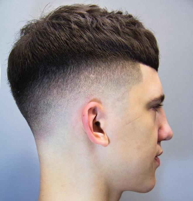 بالصور احدث قصات الشعر للشباب , قصات رجالية حديثة 3760 3