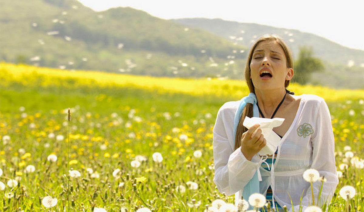 صوره حساسية الربيع , الاصابة بالحساسية في فصل الربيع