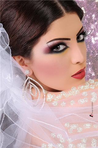 بالصور صور مكياج عروس , احلي ميكياج للعرائس 3840 2
