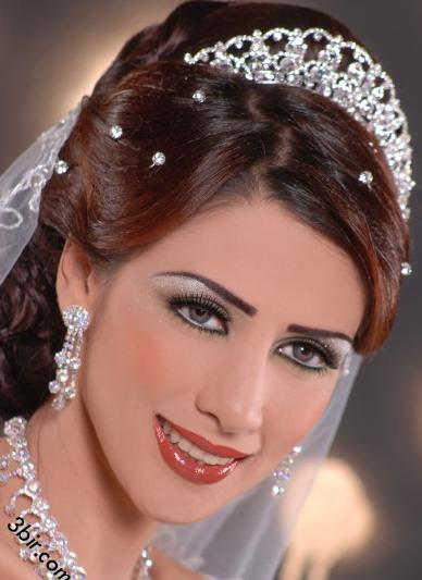 بالصور صور مكياج عروس , احلي ميكياج للعرائس 3840