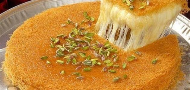 صورة حلوة رمضان , كيفية عمل حلويات رمضان