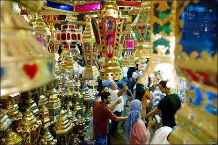 صورة صور فوانيس رمضان , خلفيات لفوانيس رمضانية