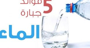 فوائد الماء , اهمية الماء في حياتنا