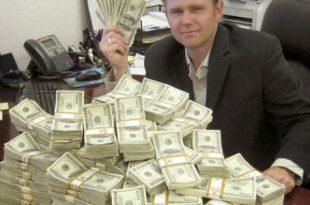 صوره كيف اصبح غني , خطوات لاكون من الاثرياء