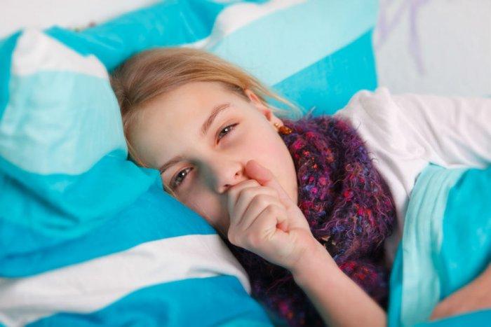 صورة علاج الكحة عند الاطفال , التخلص من سعال الاطفال