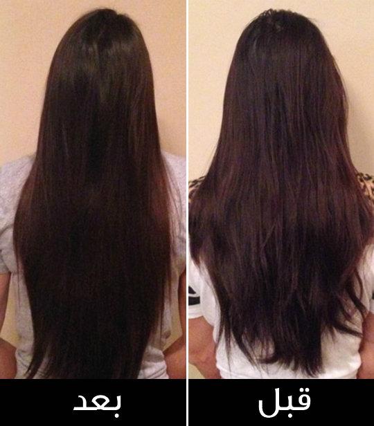 صورة لتطويل الشعر , كيف يصبح شعري طويل