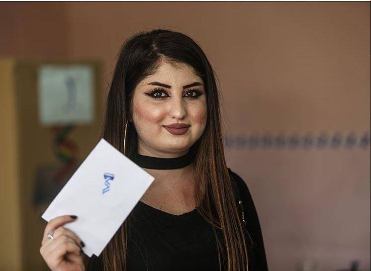 بالصور بنات كردستان , اجمل بنت من كردستان 1669 7