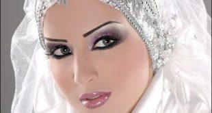بالصور صور عرايس محجبات اجمل صورة لاجمل عروسة محجبه روعه 1670 10 310x165