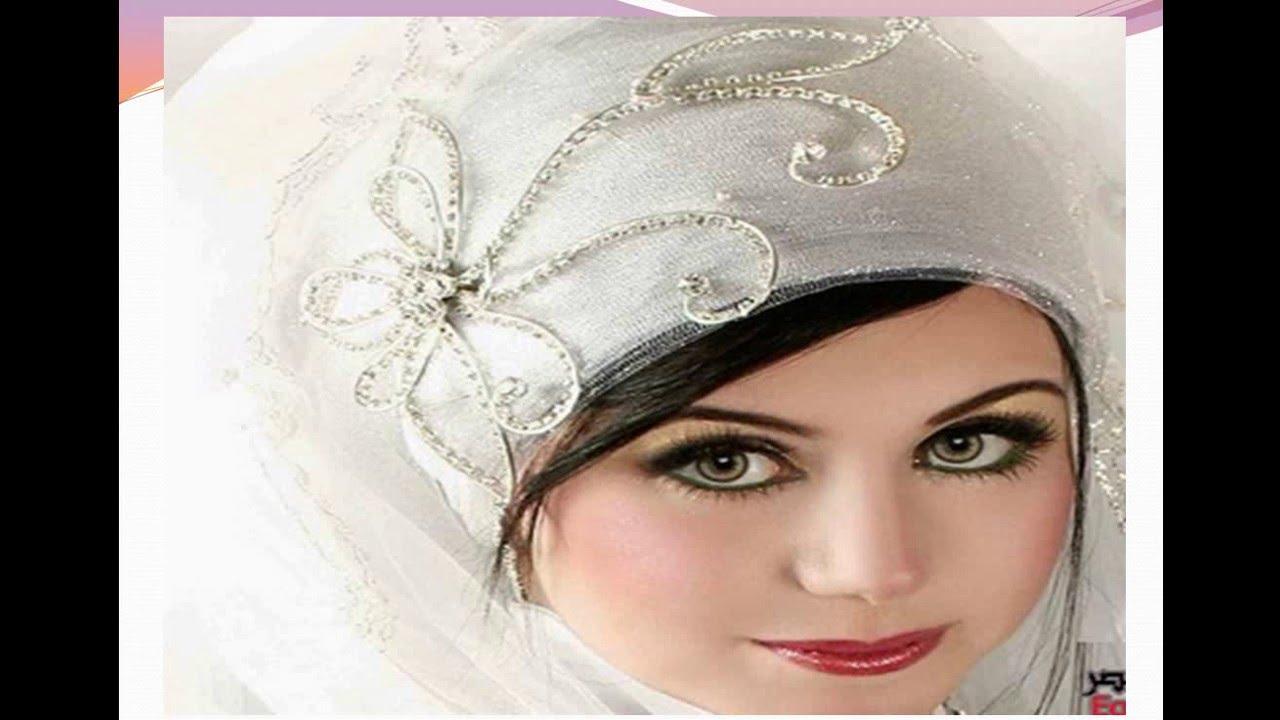 بالصور صور عرايس محجبات اجمل صورة لاجمل عروسة محجبه روعه 1670 5