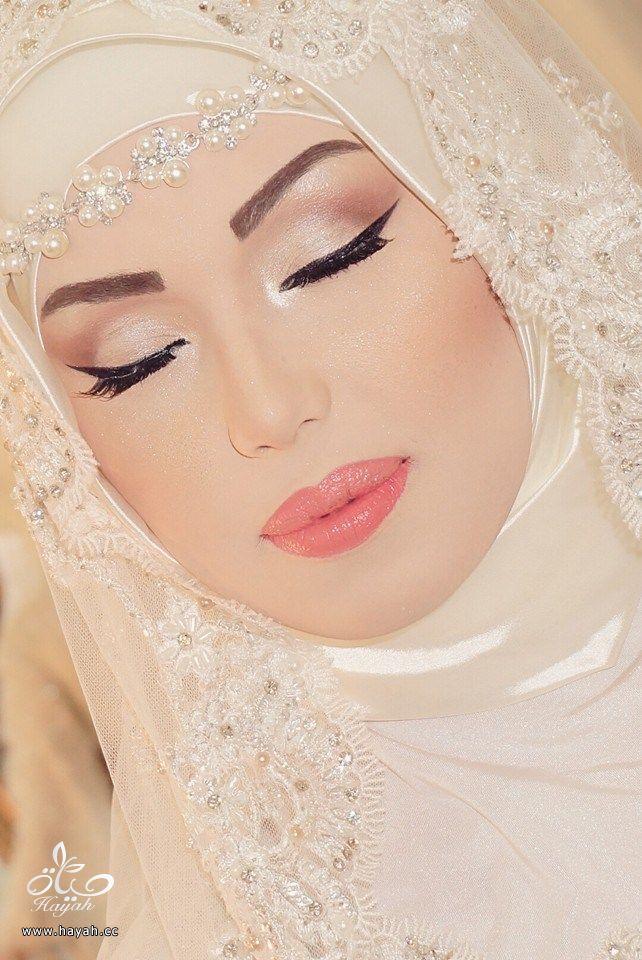 بالصور صور عرايس محجبات اجمل صورة لاجمل عروسة محجبه روعه 1670 9