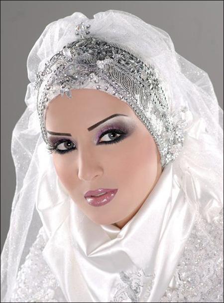 a1fa75f2a4afe صور عرايس محجبات اجمل صورة لاجمل عروسة محجبه روعه - حبيبي