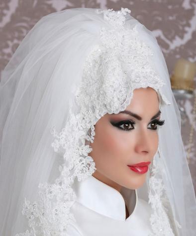 صور صور عرايس محجبات اجمل صورة لاجمل عروسة محجبه روعه