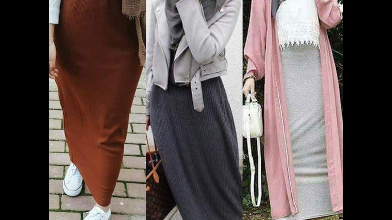 بالصور تنسيق الملابس للمحجبات , توافق احدث المودلات للملابس المحجبات 1697 4
