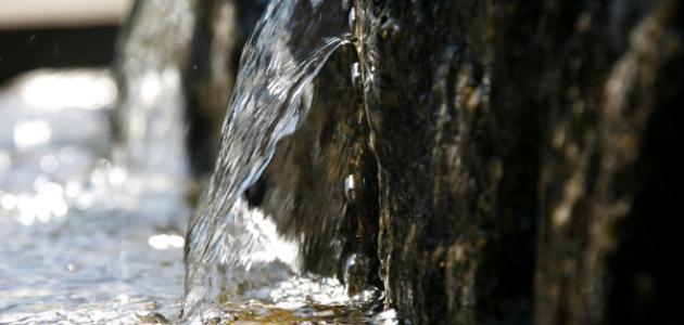 صورة ماء زمزم , فائدة ماء زمزم