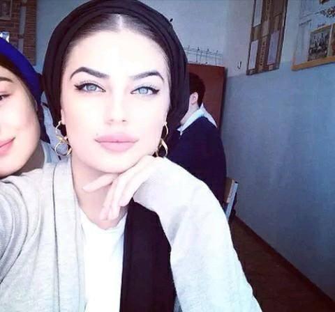 صورة بنات شيشانيات , اجمل بنت من الشيشان