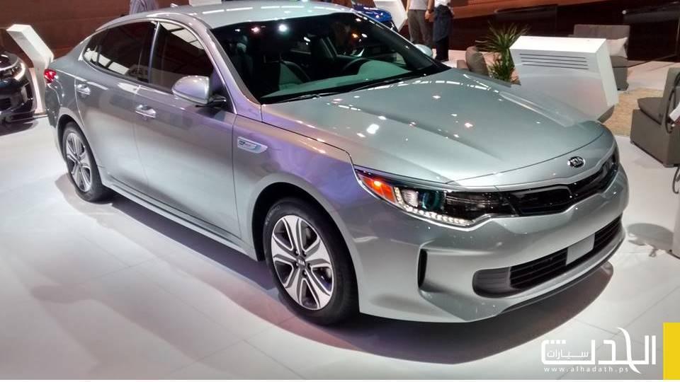 صورة سيارات كيا , احدث التصميمات للسيارة كيا