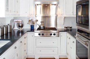 صورة تصميم مطابخ صغيرة , احدث الديكورات للمطبخ الصغير