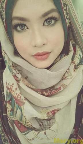 بالصور اجمل بنات محجبات بدون مكياج , اجمل صورة بنت محجبة 2412 8
