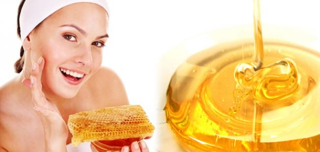 صوره ماسك للوجه بالعسل , وصفات التفتيح للبشره