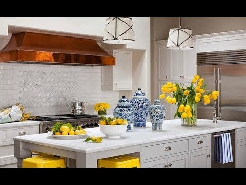 بالصور تزيين المطبخ , اجمل الاكسسوارات للمطابخ الصغيرة 2507 2