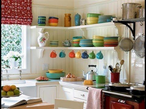 بالصور تزيين المطبخ , اجمل الاكسسوارات للمطابخ الصغيرة 2507 7