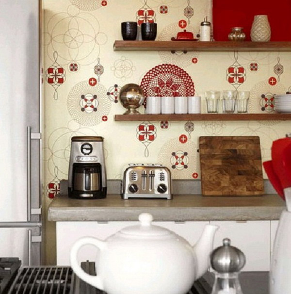بالصور تزيين المطبخ , اجمل الاكسسوارات للمطابخ الصغيرة 2507 8