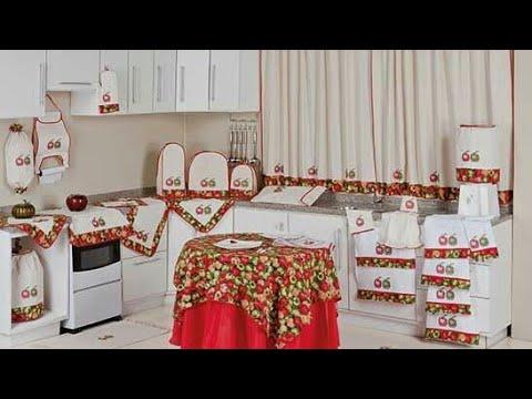 صوره تزيين المطبخ , اجمل الاكسسوارات للمطابخ الصغيرة